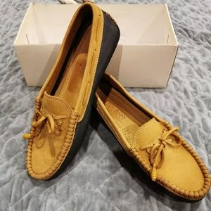 Cole Haan | Kirstie Leather Moccasins